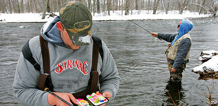 Fishing In Central New York: