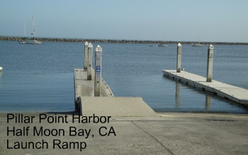 launch ramp half moon bay california