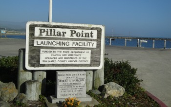 Pillar Point Launch Ramp